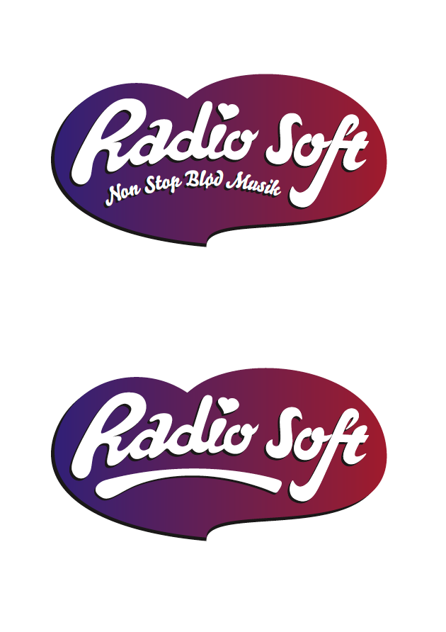 Radio Soft Logo Logo And Identity For Radio Soft