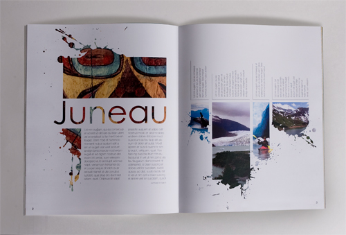 publication designs by david owens at coroflot com