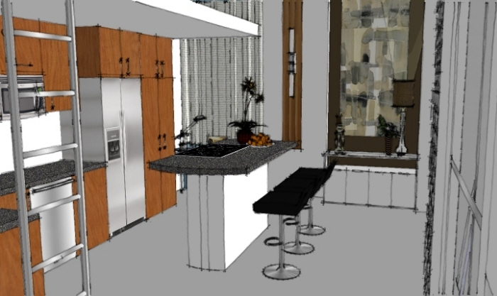 Student work by sarah brittain at for Interior design jobs fort lauderdale