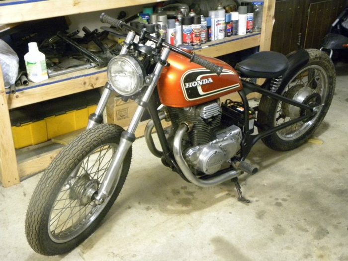 Misc Motorcycle Builds And Projects By Aaron Richard At Coroflot