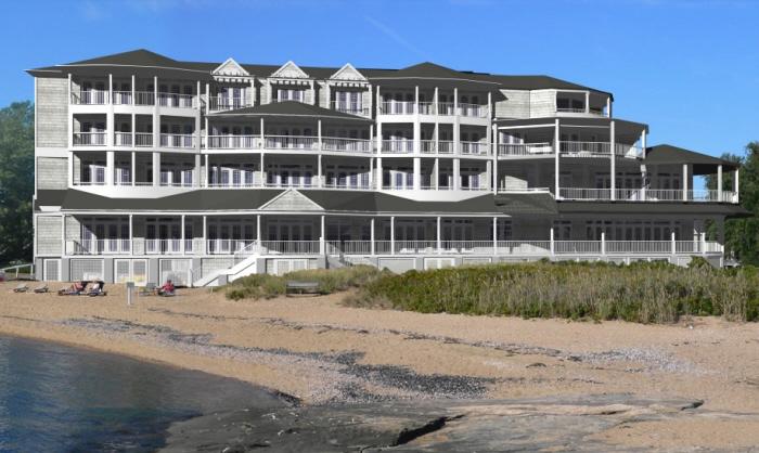 Madison Beach Hotel By Eva Lansberry At