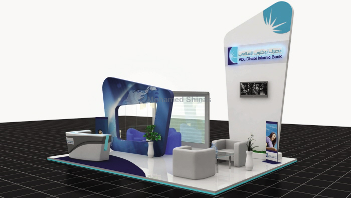 Exhibition Stand Design Abu Dhabi : Exhibition stand design by mohamed shinas at coroflot