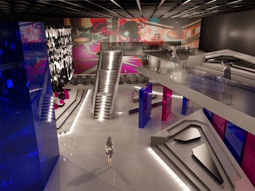 Interior Design by Rob Small at Coroflot.com