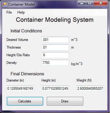 Container Model C by Andrew Bigler at Coroflot com