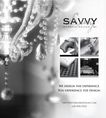 Newspaper Ad For Interior Design Client Add Designed To Match Brochure Website Banner Magazine Ads And Business Cards Savvy