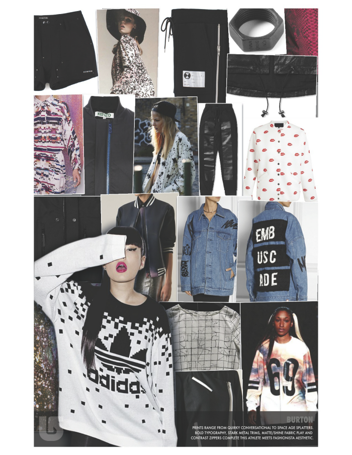Fashion Trend Board Examples