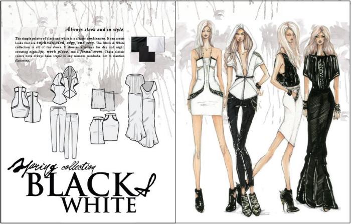 Fashion Design By Candace Napier At Coroflot Com