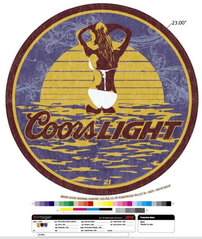 Coors Light War At The Shore 2008 By Kevin White At