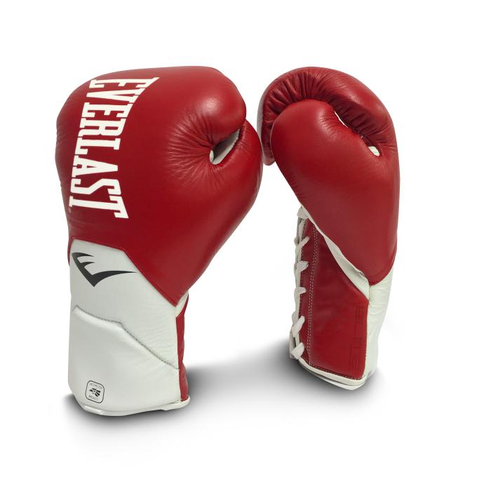 Everlast Elite boxing gloves by Jocelyn Poulin at Coroflot.com