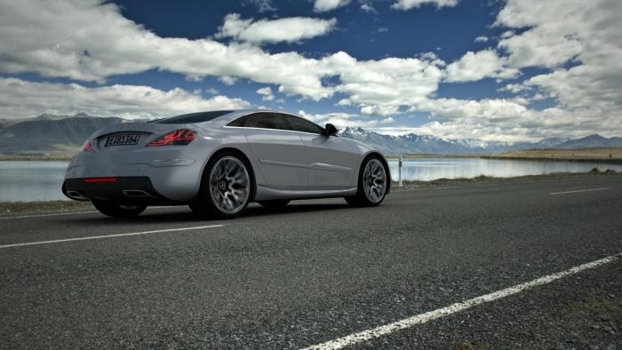 Mercedes Benz S600 Concept By Emil Baddal At Coroflot Com