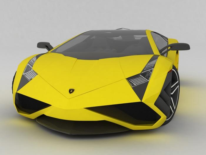 Lamborghini X Concept By Emil Baddal At Coroflot Com