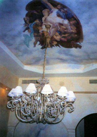 Murals Ceilings By Paul Archer At Coroflot Com