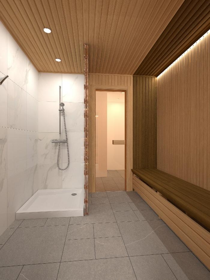 Sauna Project By Artom Bugo At Coroflot Com