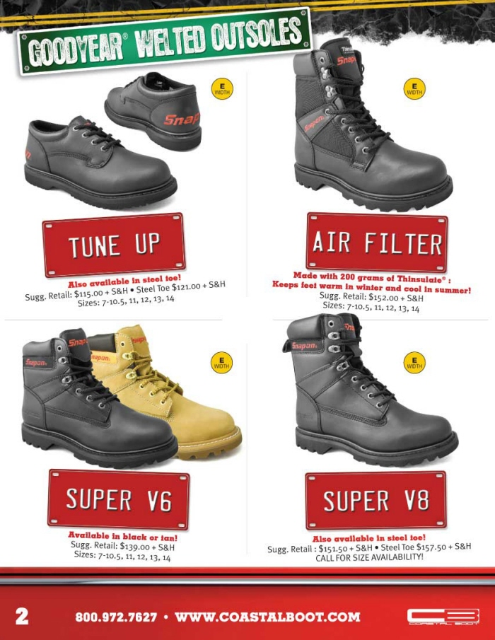 3532eacabf0 Snap On Footwear Catalog 2011 by Brian Leibowitz at Coroflot.com