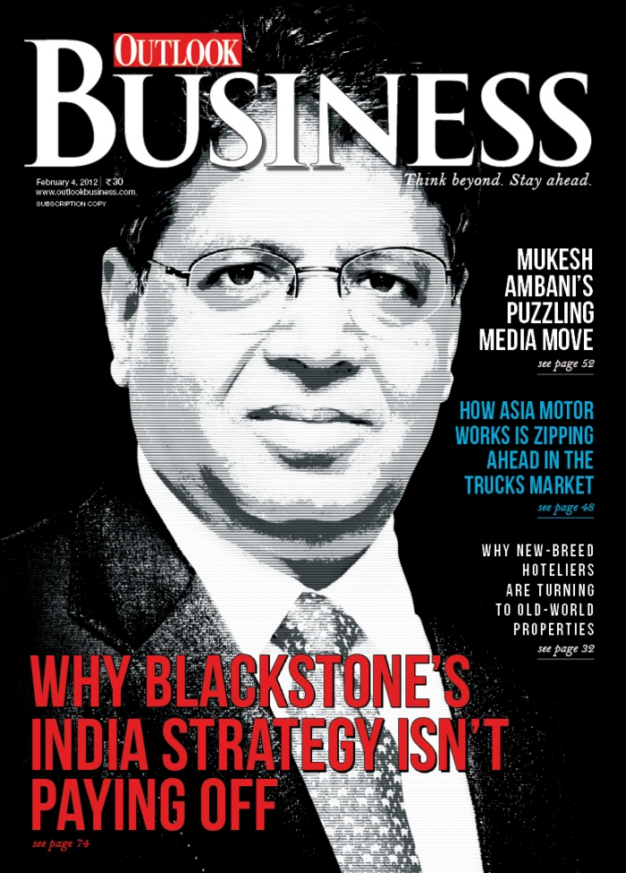 Outlook Business Magazine Covers by Sumeet Gupta at Coroflot com
