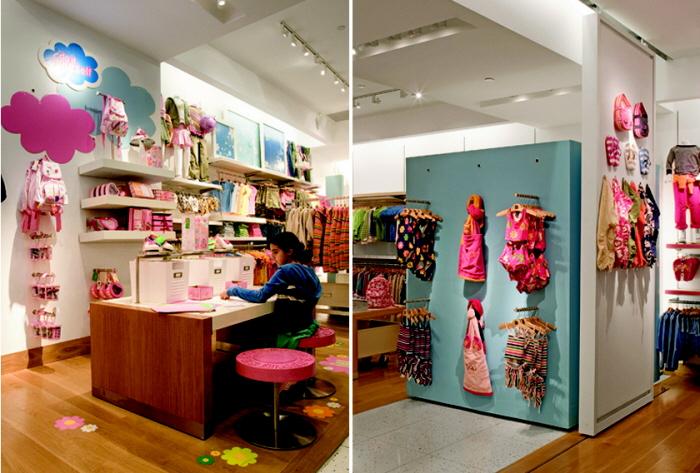 5d6668c7c Gap Kids - New Store Environment by Chris Tewksbury at Coroflot.com