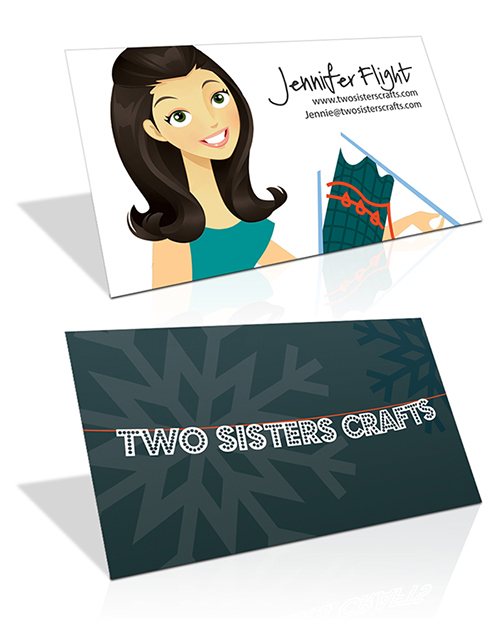 Business cards design by kelly kim at coroflot custom avatar cartoon business cards colourmoves