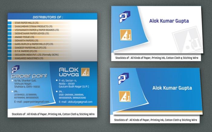 corporate identity by sanjay makar at Coroflot com