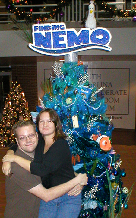 3 d design by hensforth designs at coroflotcom - Finding Nemo Christmas Decorations