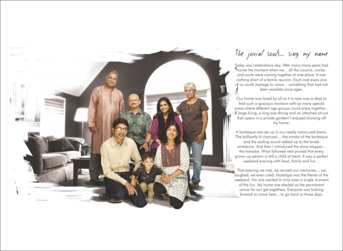 Brochure by Rishikesh Suryavanshi at Coroflot com