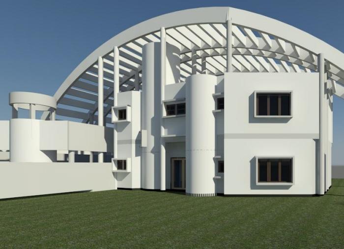 roof roof house by sulpisio medrano at coroflot com rh coroflot com