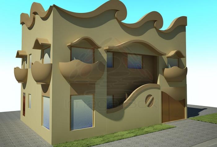 45x30 Village House By Faiza Haroon At