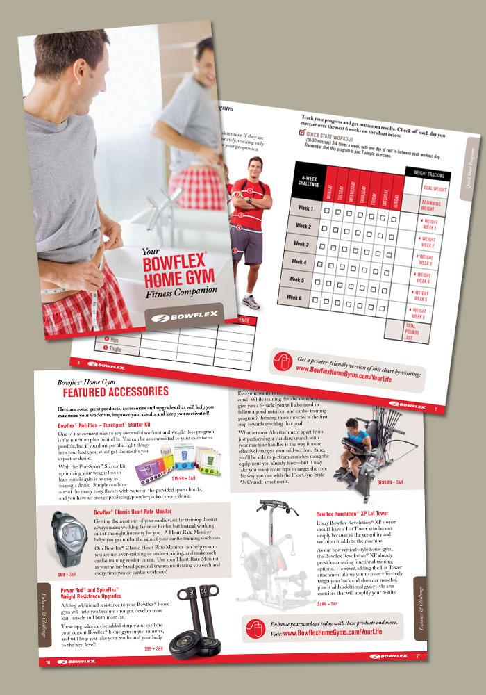 Brochures by Michael Greenwald at Coroflot com