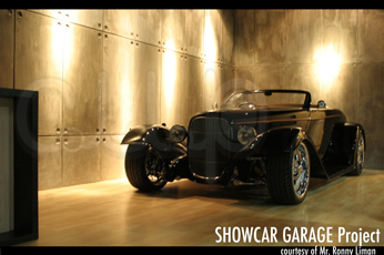 Showcar Garage Project By Stevanus Errol At Coroflotcom - Show car garage