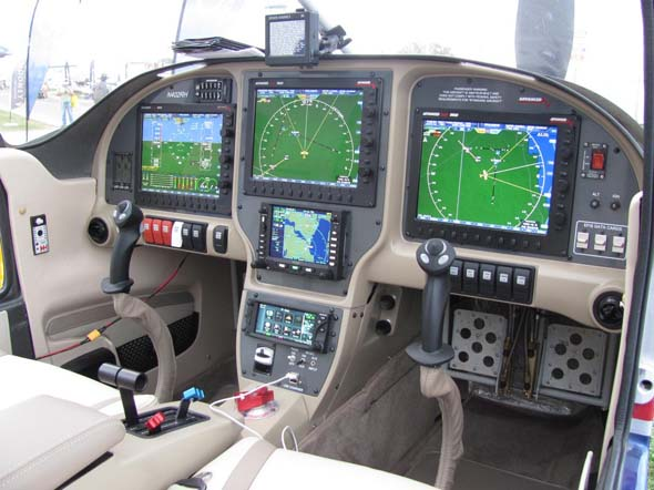 Rv 10 Airplane Interior By Michael David Young At