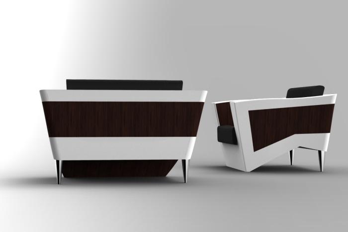 Furniture by Mike Enayah at Coroflot com