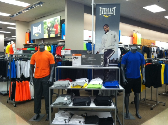 12d071332ad8d EVERLAST AND NORDIC TRACK ACTIVE WEAR   SEARS AND KMART STORES by Joe  McNamara at Coroflot.com