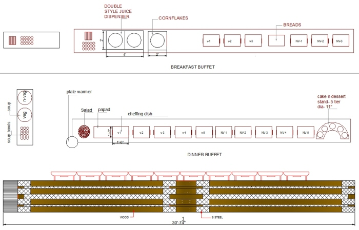 Restaurant Design By Radhika Gupta At Coroflot Com