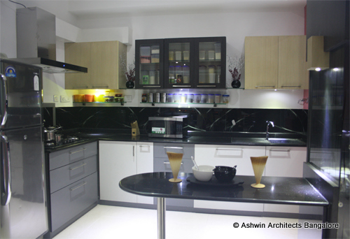 3bhk Apartment Interior Designs Bangalore By Ashwin Architects At Coroflot Com