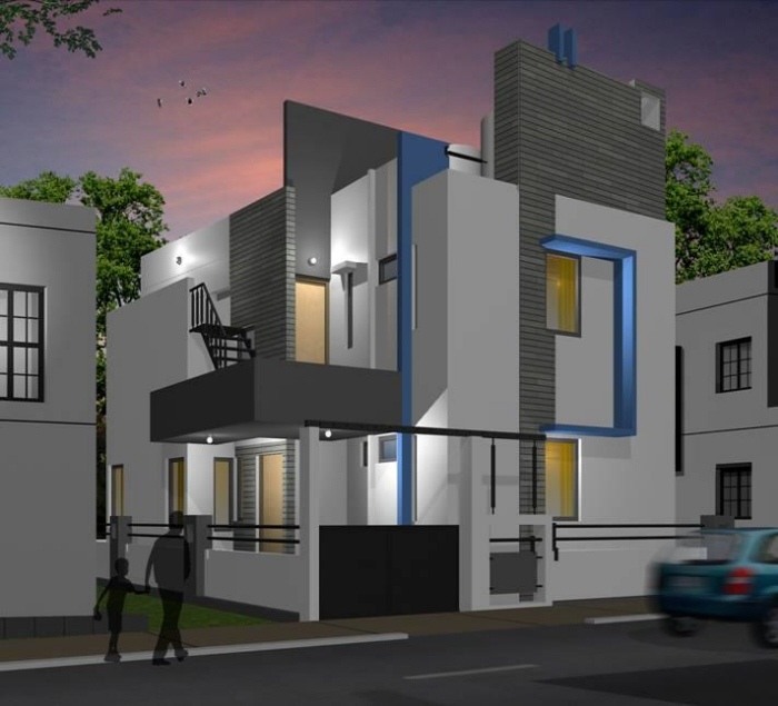 Modern Indian Architecture Google Search: Architectural Design Modern Home Designs Services