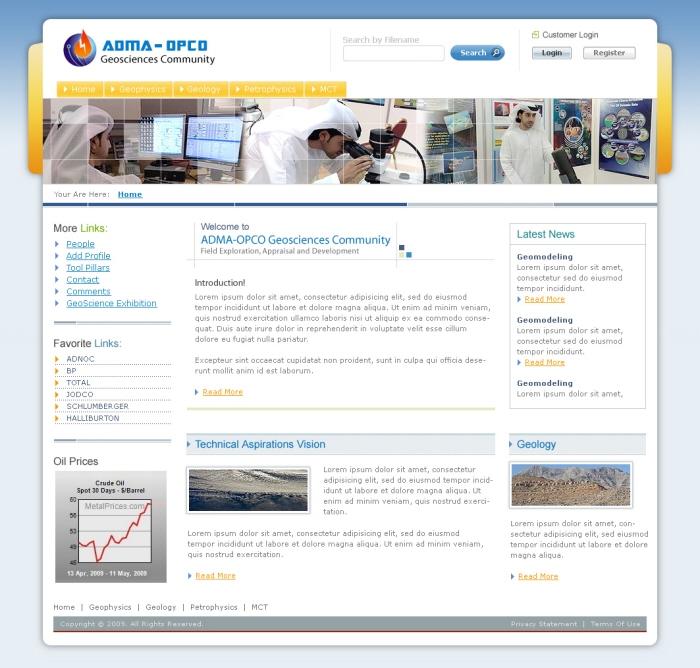 Website Designs by Muhammad Faraz Akhtar at Coroflot com