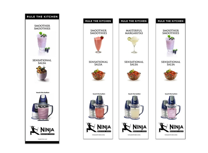 Ninja - Kitchen Products by Timothy Ahrens at Coroflot.com