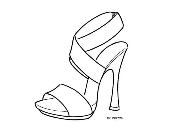 Fashion Footwear By Robert Klein At Coroflot Com