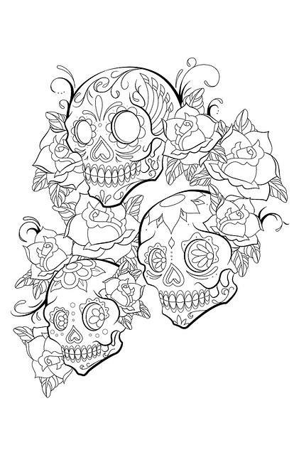 tattoo flash art i designed by tanner mcanulty at coroflot com