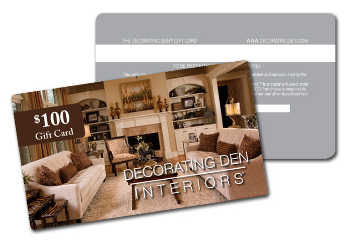 Decorating Den Interiors Promotional Marketing by Kaitlin ...