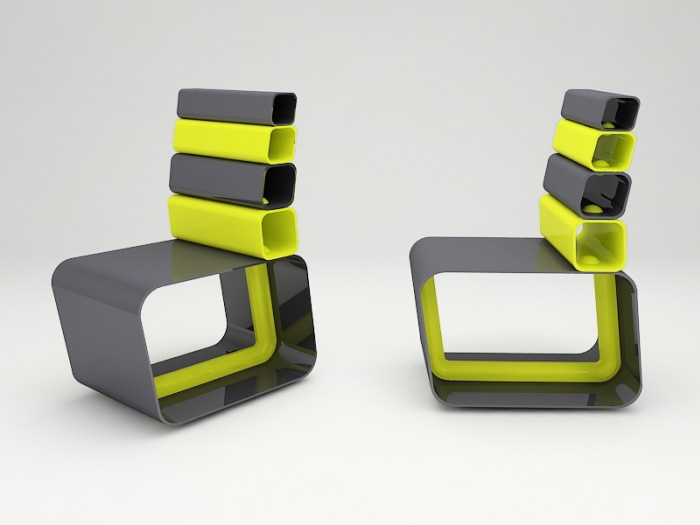 chairs by Sergey Chirko at Coroflot.com