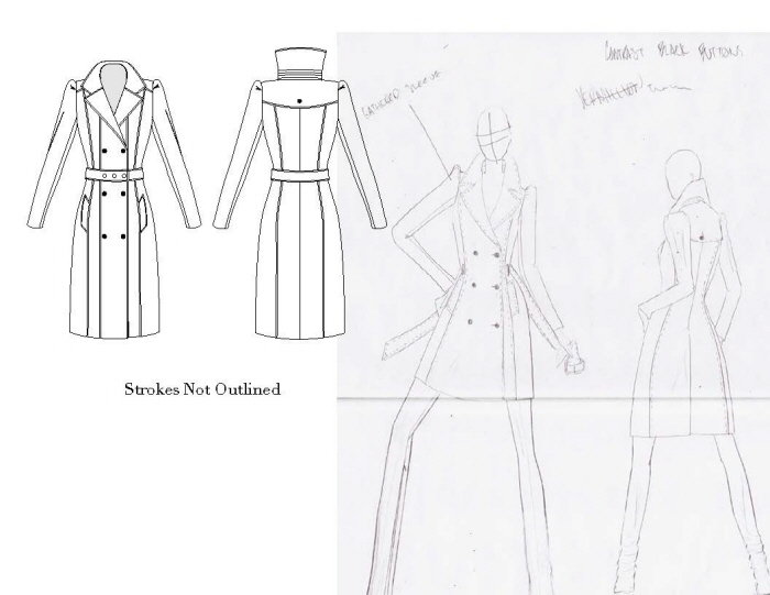 Fashion Design Lamarque By Jen Knodell At Coroflot Com