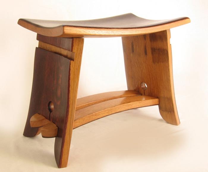Stil Novo Designu0027s Recycled Oak Wine Barrel Creations By Stil Novo Design  At Coroflot.com
