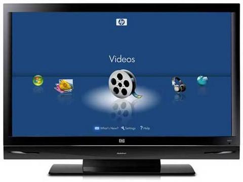 HP MediaSmart TV by Ali Michel at Coroflot com