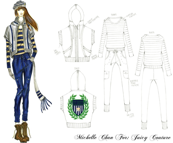 Juicy Couture by Michelle Chan at Coroflot com