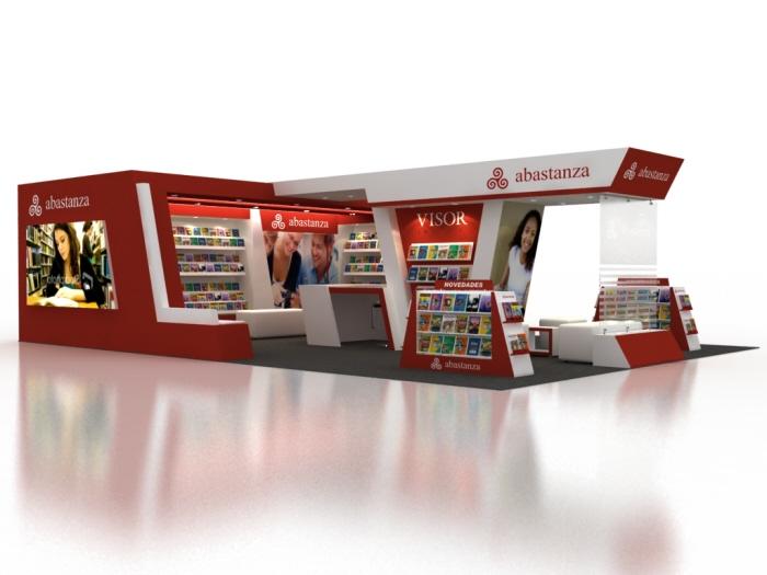 Exhibition Stand Book : Birey publishing wooden exhibition stand application book expo