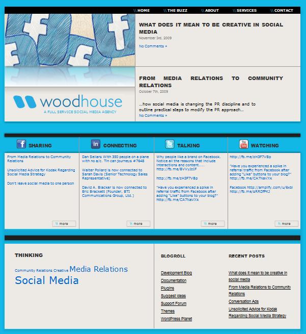 Social & Mobile by David McClelland at Coroflot com