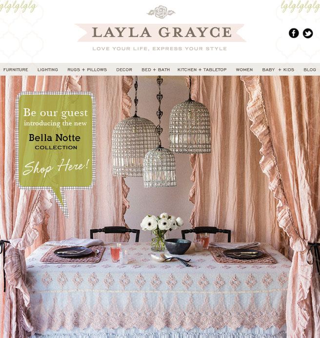 Layla Grayce Art Direction Design Digital Marketing By