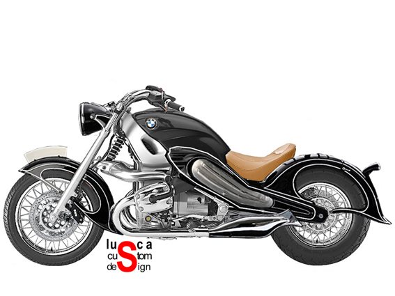 Motorcycle By Lusca Custom Design At Coroflot Com