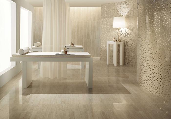 Geometrical Design Bathroom Floor Tile: Pavimentos E Revestimentos Ceramicos By Marta Pina At