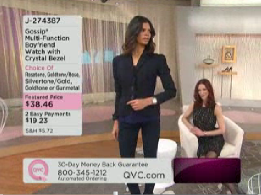QVC December 2012 Styling by Angelo C  Vellucci at Coroflot com